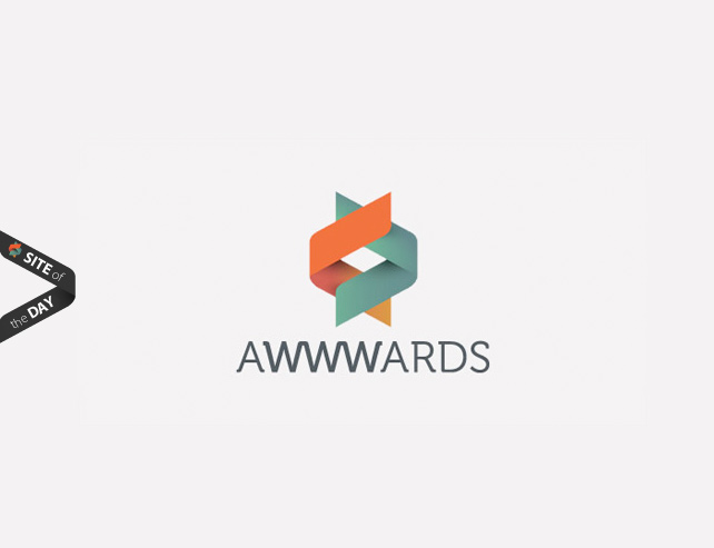 Awwwards. Site of The Day.